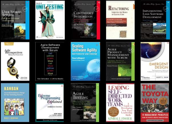 agile-books
