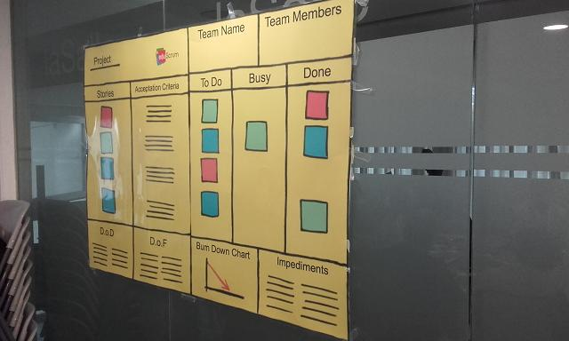edu-scrum-board